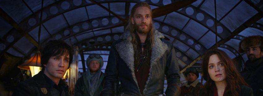 Fotograma de 'Mortal Engines'