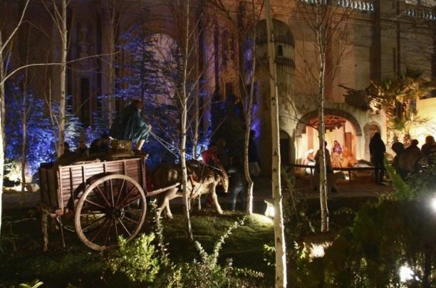 ecb9cbb6b44 Los 18 belenes para disfrutar de la Navidad en cualquier punto de España