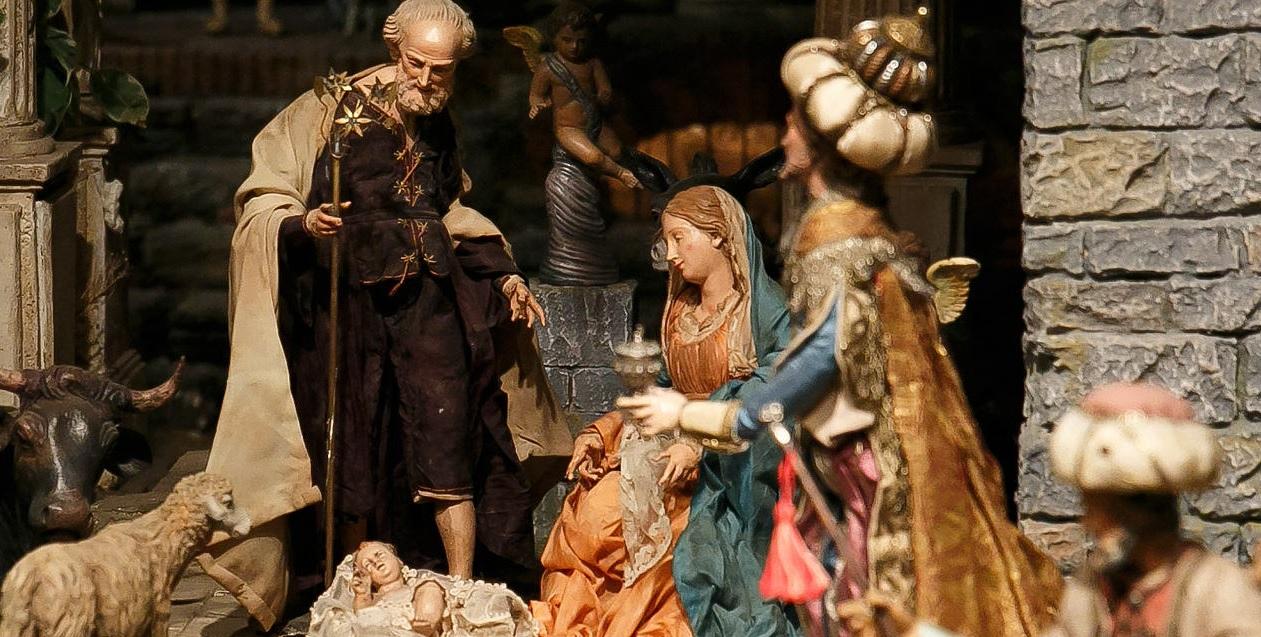 Fotos De Belenes En Espana.Los 18 Belenes Para Disfrutar De La Navidad En Cualquier