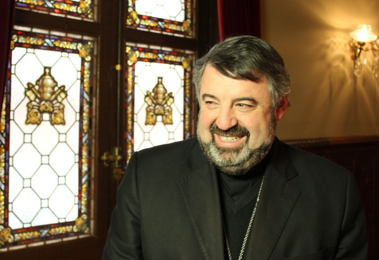Carlos Escribano, obispo de Calahorra y La Calzada-Logroño