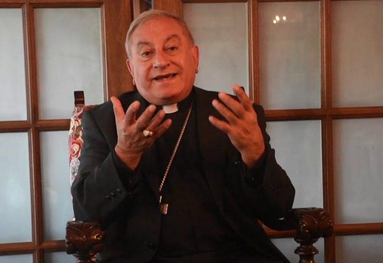 antoine chahda arzobispo de alepo visita a osoro en madrid