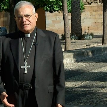 Demetrio Fernández, obispo de Córdoba