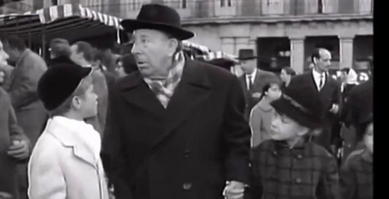 Fotograma de la película La gran familia