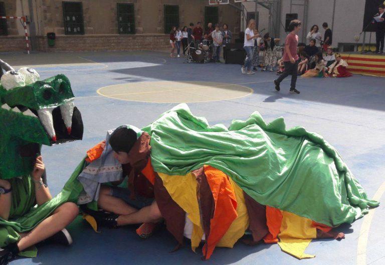 Colegio de los jesuitas en Cataluña
