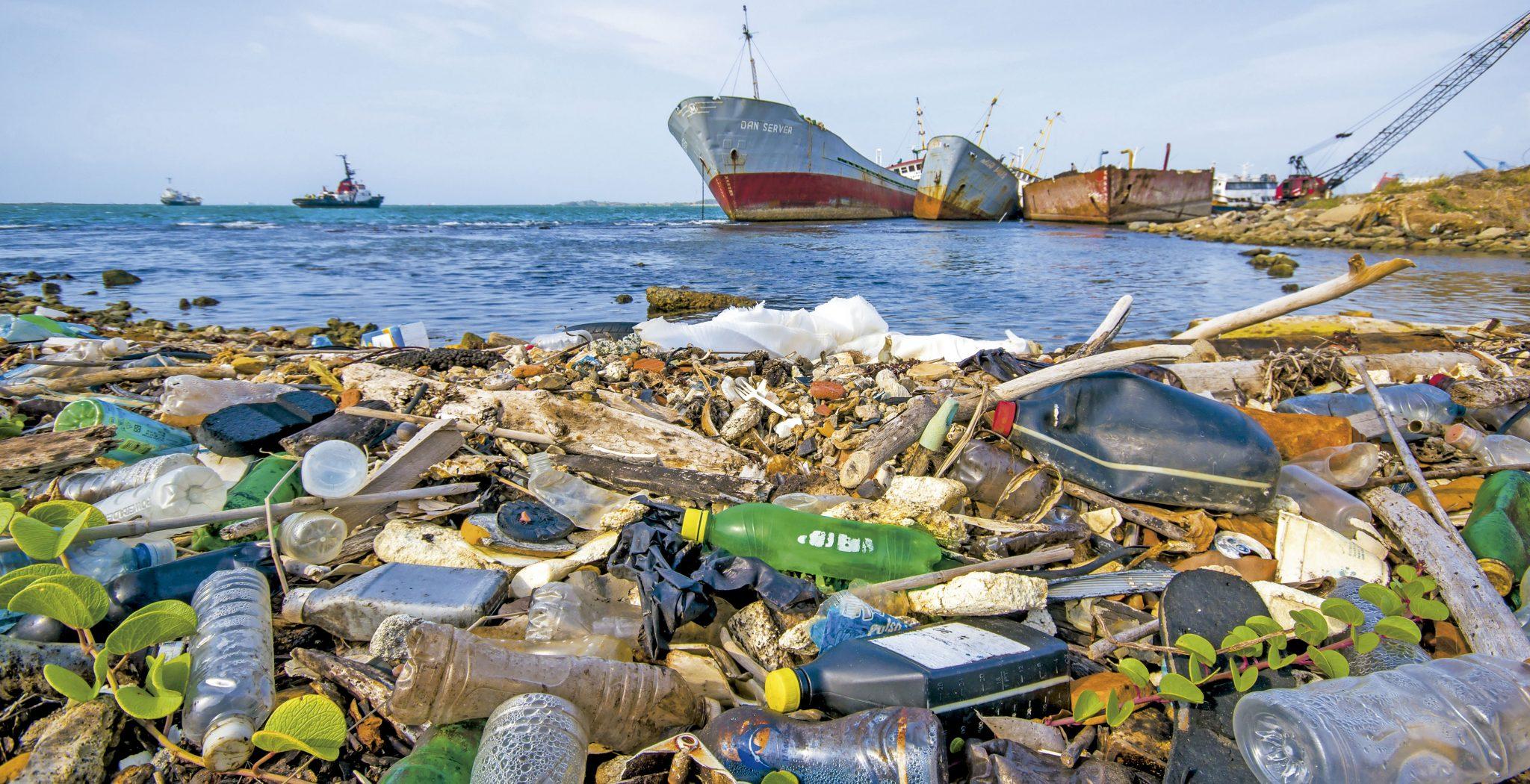 Cuidado de la Casa común Laudato si' cambio climático plástico