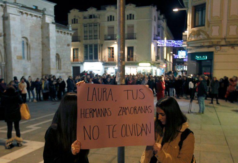 Laura Luelmo, joven zamorana asesinada en Huelva