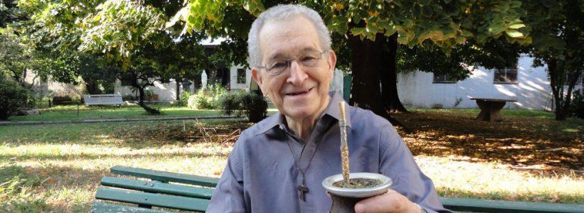 Luis Dri, capuchino Buenos Aires, confesor de Jorge Mario Bergoglio