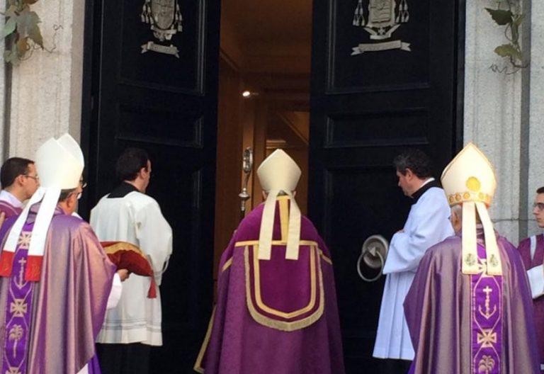Apertura del Año Jubilar del Sagrado Corazón de Jesús