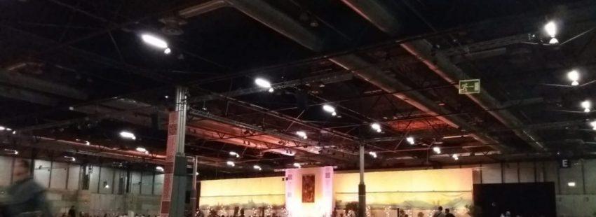 Primera jornada de oración del Encuentro Europeo de Jóvenes de Taizé en Madrid