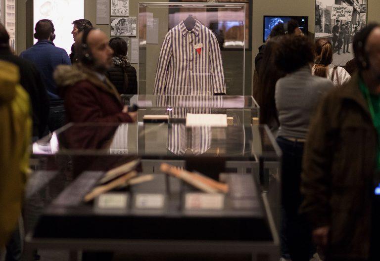 Exposición Auschwitz en Madrid