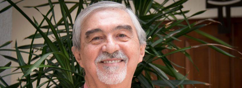 El sacerdote mexicano José Francisco Gómez Hinojosa
