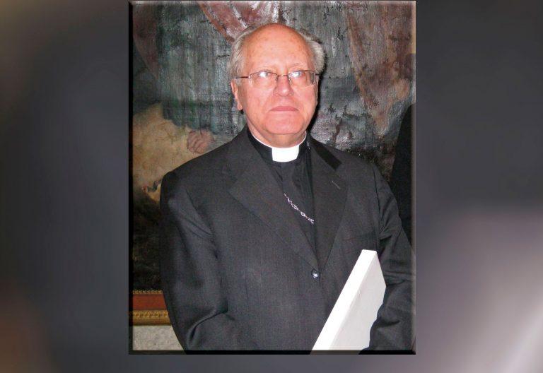 Jaume Traserra Cunillera, obispo emérito de Solsona fallecido