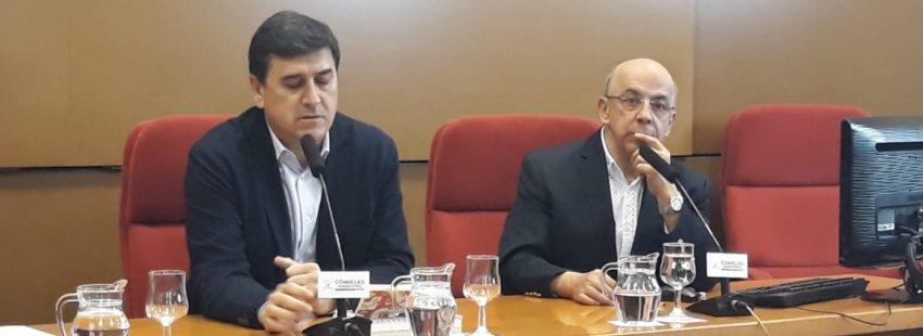 Palop y Narváez, proceso de paz en Colombia