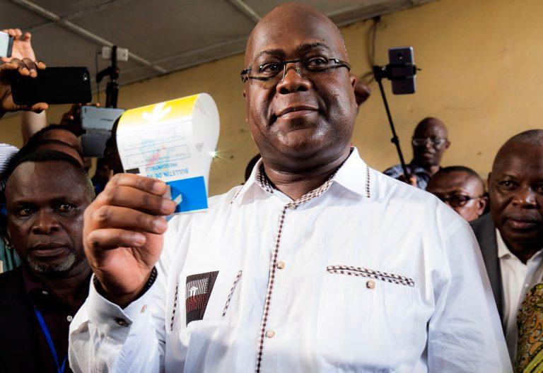 Félix Tshisekedi, candidato opositor a Kabila en RD Congo