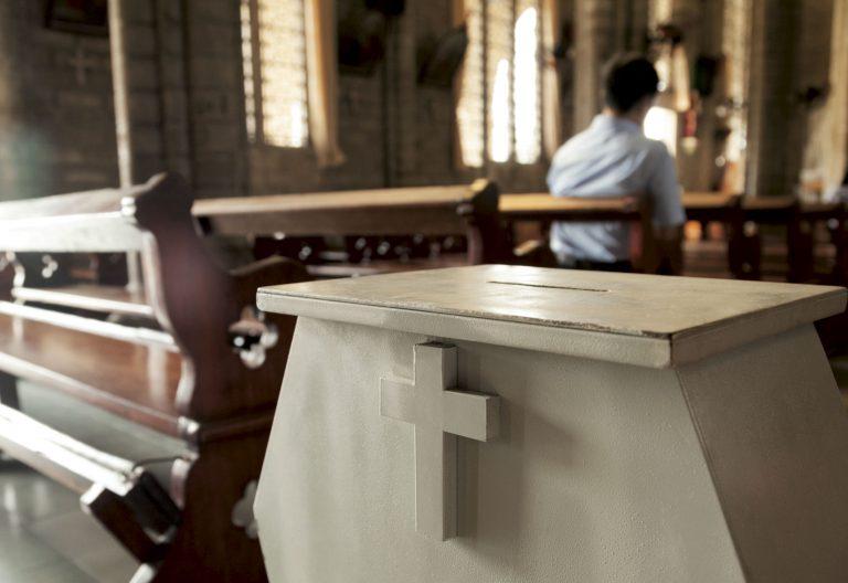 donar iglesia