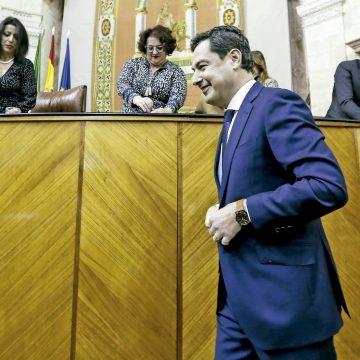 Juan Manuel Moreno Bonilla, nuevo presidente de la Junta de Andalucia