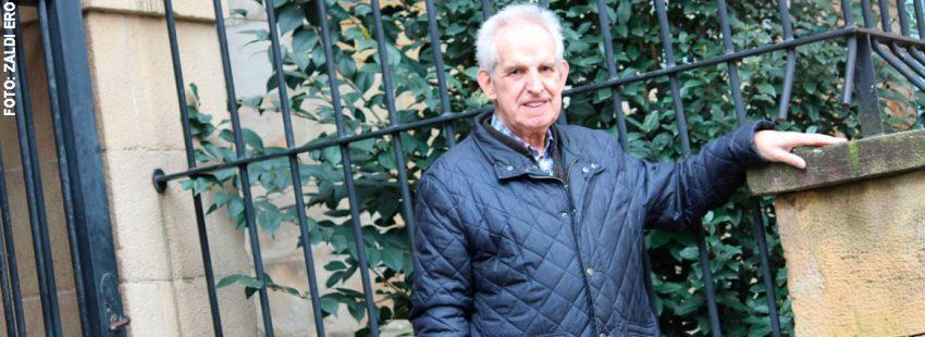 Martin Orbe, cura vasco preso cárcel Zamora