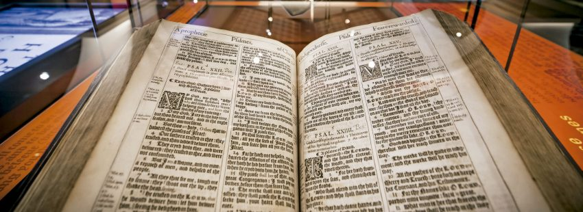 Museo de la Biblia en Washington