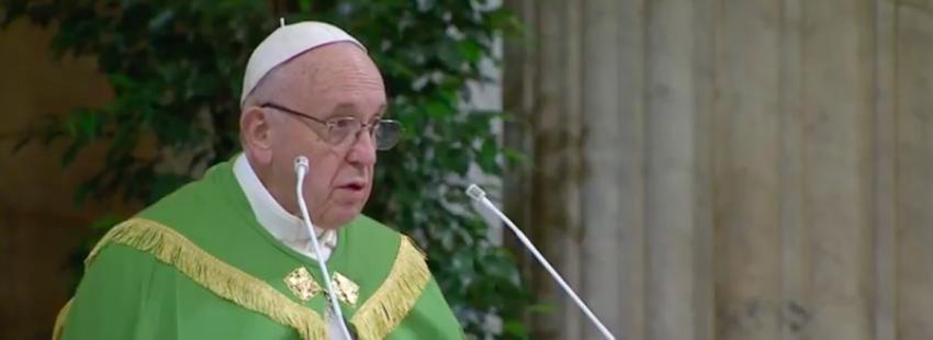 papa francisco ecumenismo