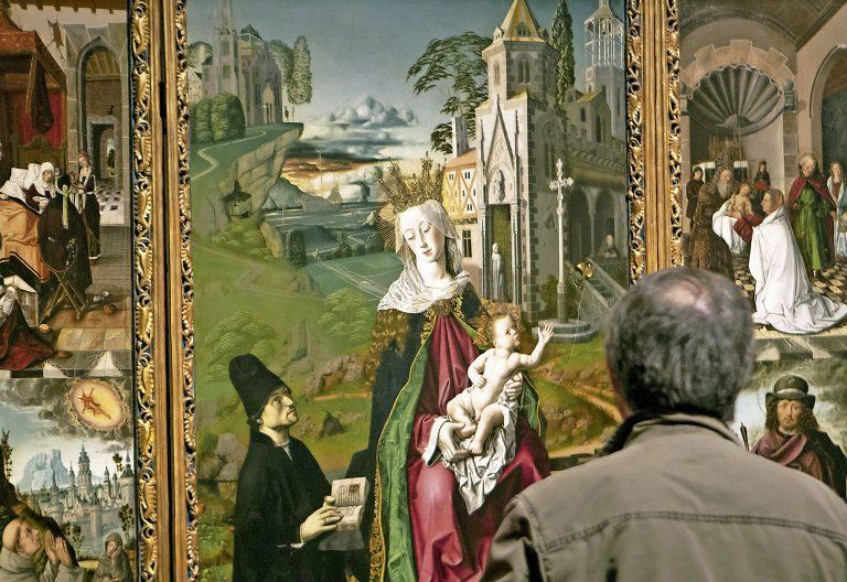 Exposición sobre Bartolomé Bermejo en el Museo del Prado