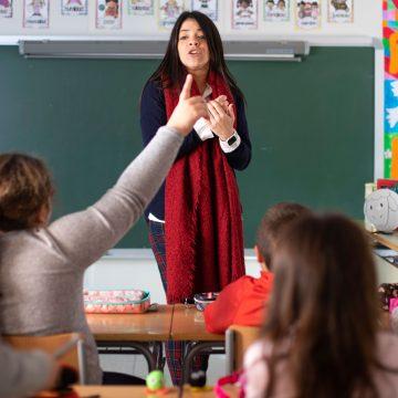 Cristina Gómez, profesora de Religión Guadalajara
