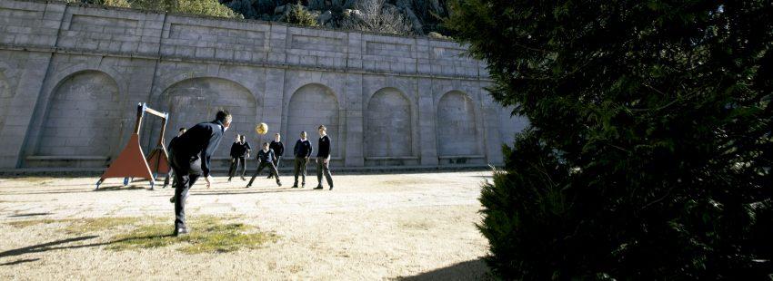 La escolanía del Valle de los Caídos