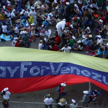 Jóvenes de Venezuela en la JMJ de Panamá/EFE