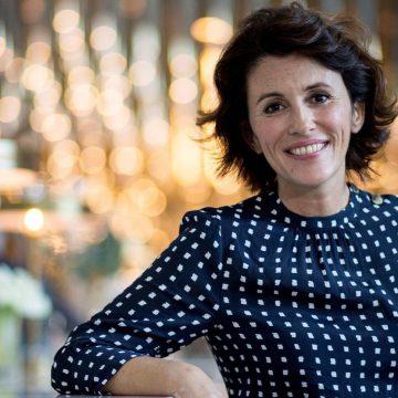 La actriz y escritora Ayanta Barilli