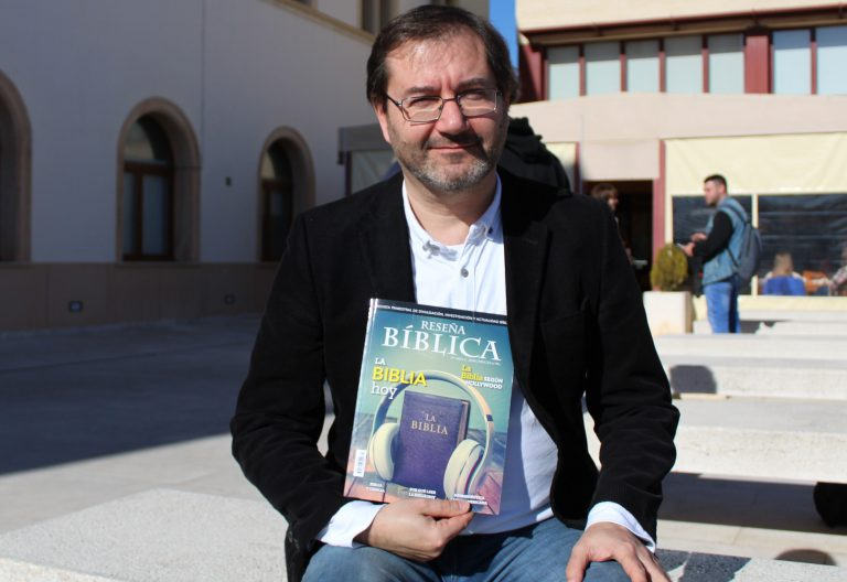 Jaime Vázquez, director de 'Reseña Bíblica'