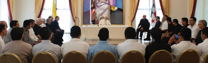 Francisco jesuitas Panama