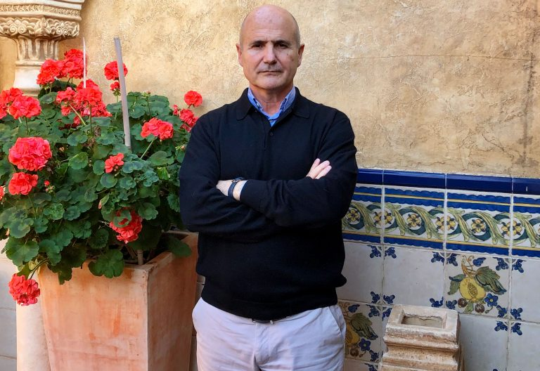 Víctor Manuel Cabanillas, psicólogo clínico