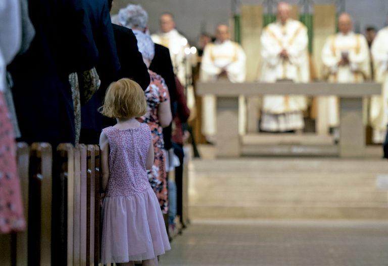 abusos a menores Iglesia