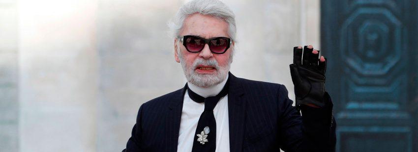 Karl Lagerfeld, director creativo de Chanel fallecido el 19 de febrero en París