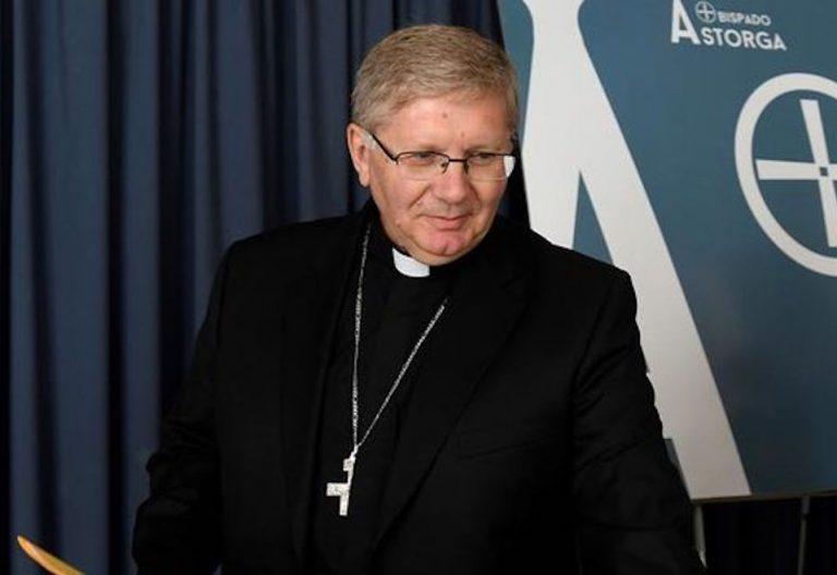 juan antonio menendez obispo de astorga