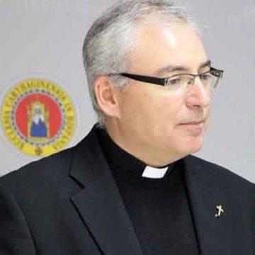 Santiago Chico Martínez, nombrado obispo auxiliar de Cartagena el 20 de febrero de 2019