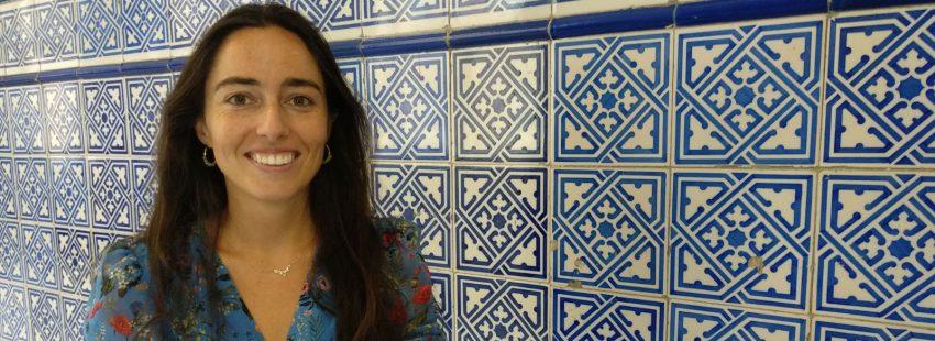 Ángela Ordóñez Carabaño, profesora de la Universidad Pontificia Comillas