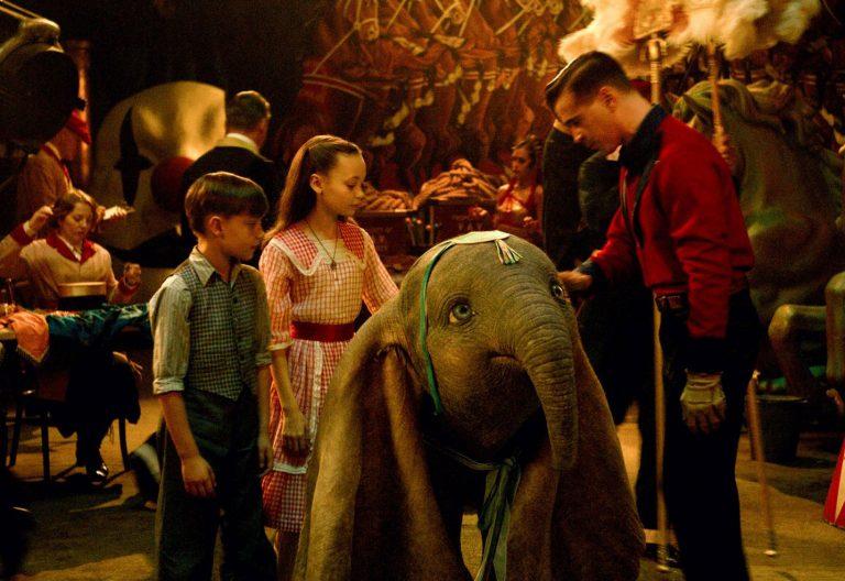 Fotograma de 'Dumbo'