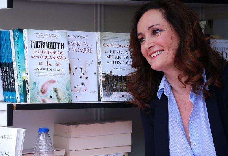 La escritora Edurne Uriarte