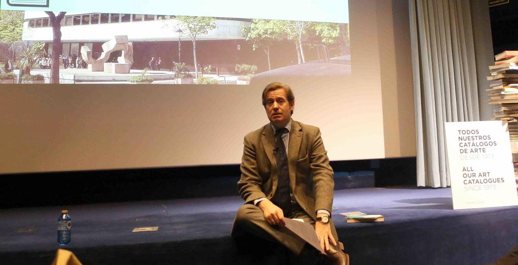 El filósofo Javier Gomá, director de la Fundación Juan March