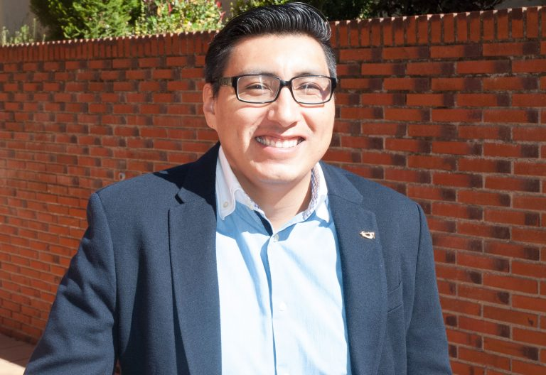 Miguel Carmen Hernández, director de San Pablo España