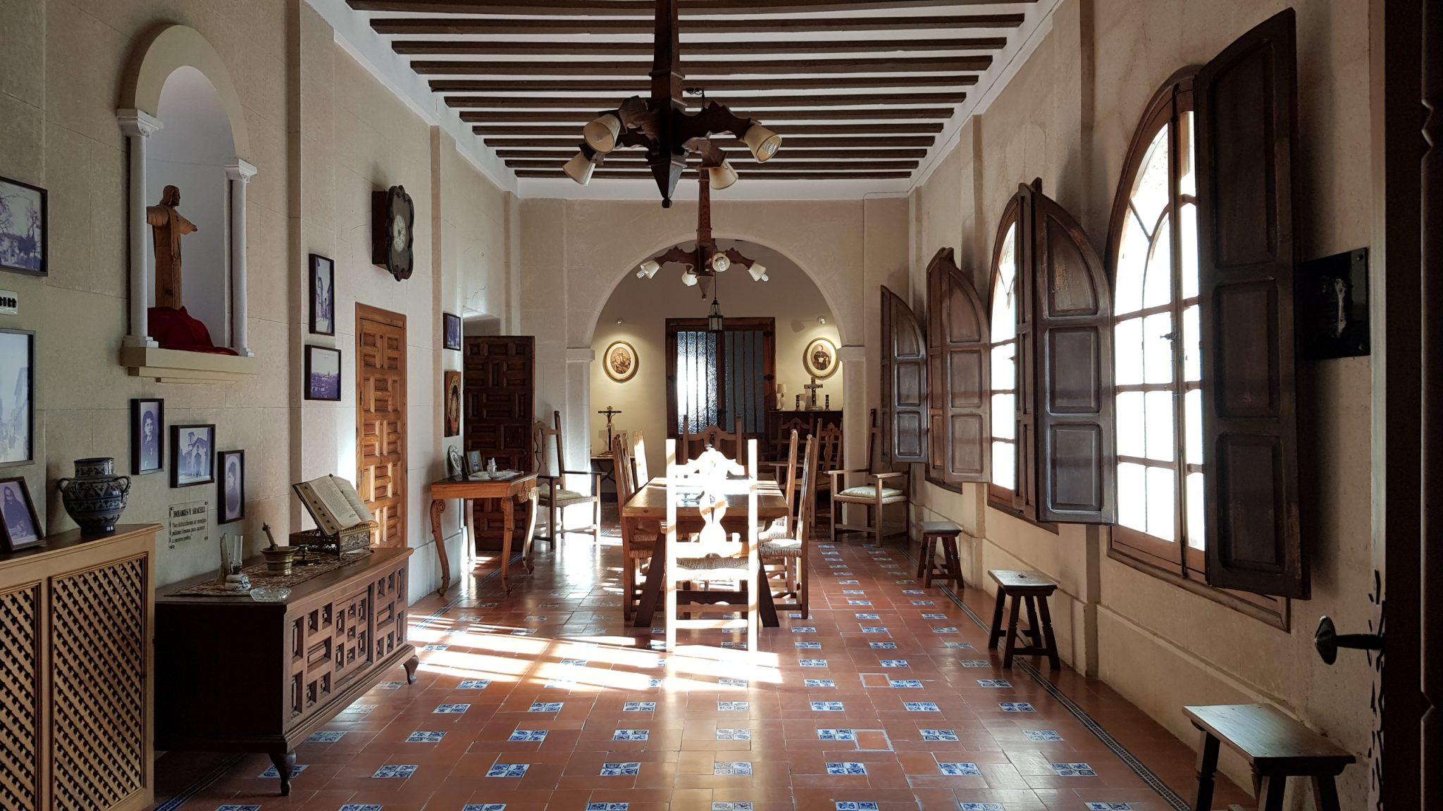 Casa natal Dolores Sopeña en Vélez-Rubio Almería