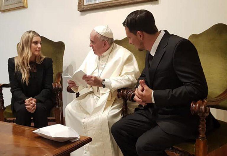 José Ignacio Bergoglio, sobrino del Papa