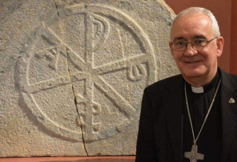 Ángel Pérez Pueyo, obispo de Barbastro-Monzón