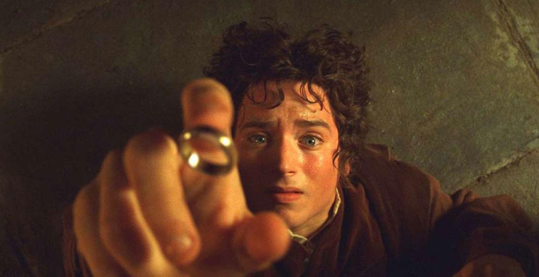 """Fotograma de la película """"El Señor de los anillos"""""""