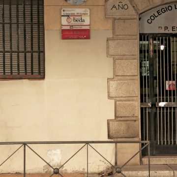 Colegio de los Escolapios en Getafe
