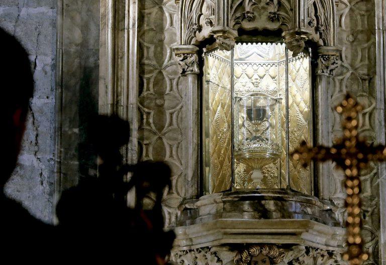 El Santo Grial, en Valencia