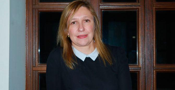 María José Díez, psicóloga responsable de Protección de Menores de la diócesis de Astorga