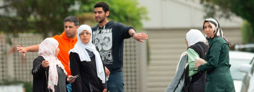 Atentado Nueva Zelanda mezquita