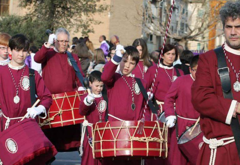 procesion-domingo-ramos-cofradia-san-jose-barbastro 2018