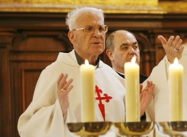 El obispo emérito de Ciudad Real, Rafael Torija, murio el 2 de marzo de 2019 a los 92 años de edad